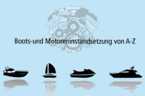 Bootsmotorenservice Werder/Havel - von A bis Z